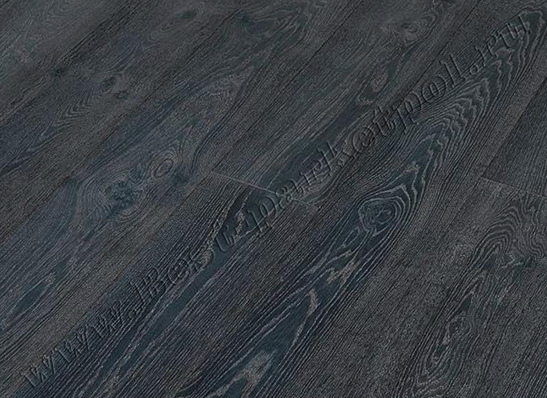 ДУБ  BRUSHED  PLANK 185  DARK COLLECTION Carbon White лак/масло (доска однополосная)