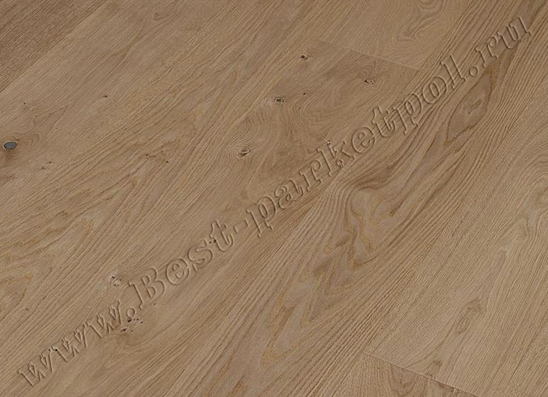 ДУБ  CLASSIC  BRUSHED  PLANK 185 масло  (доска однополосная)