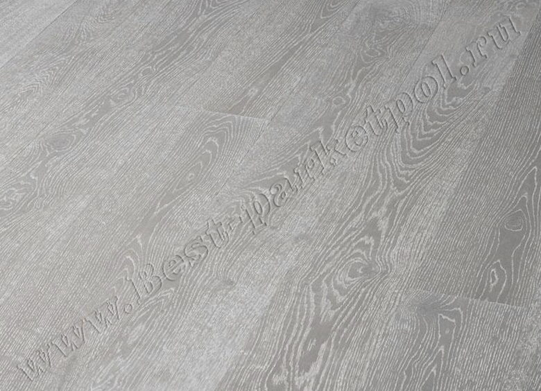 ДУБ  CLASSIC  BRUSHED  PLANK 222 Silver масло (доска однополосная)