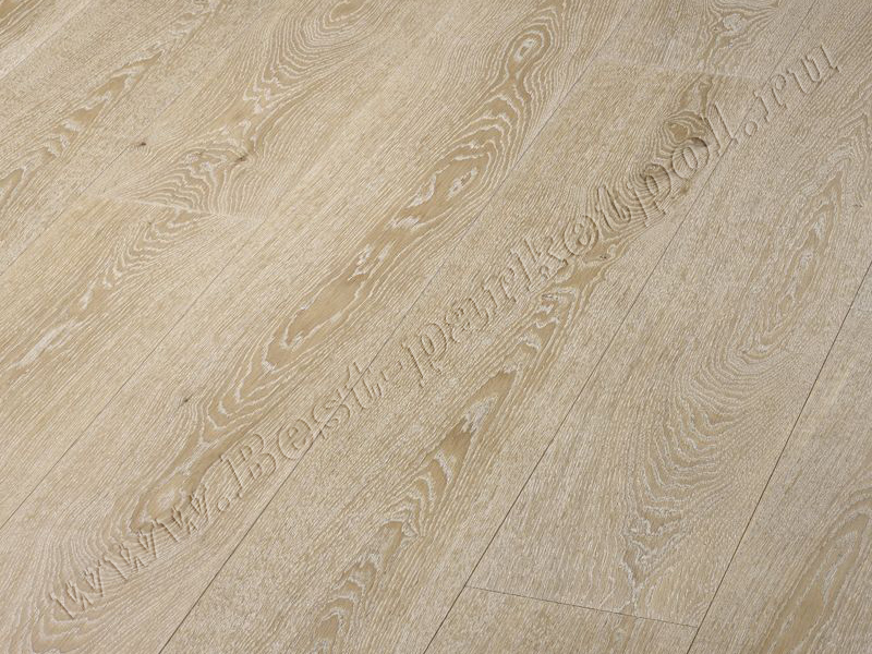 ДУБ  SELECT  BRUSHED  PLANK 185 Arctic масло  (доска однополосная)